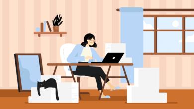 Photo of Travailler à la maison / Astuces et outils pour travailler à distance
