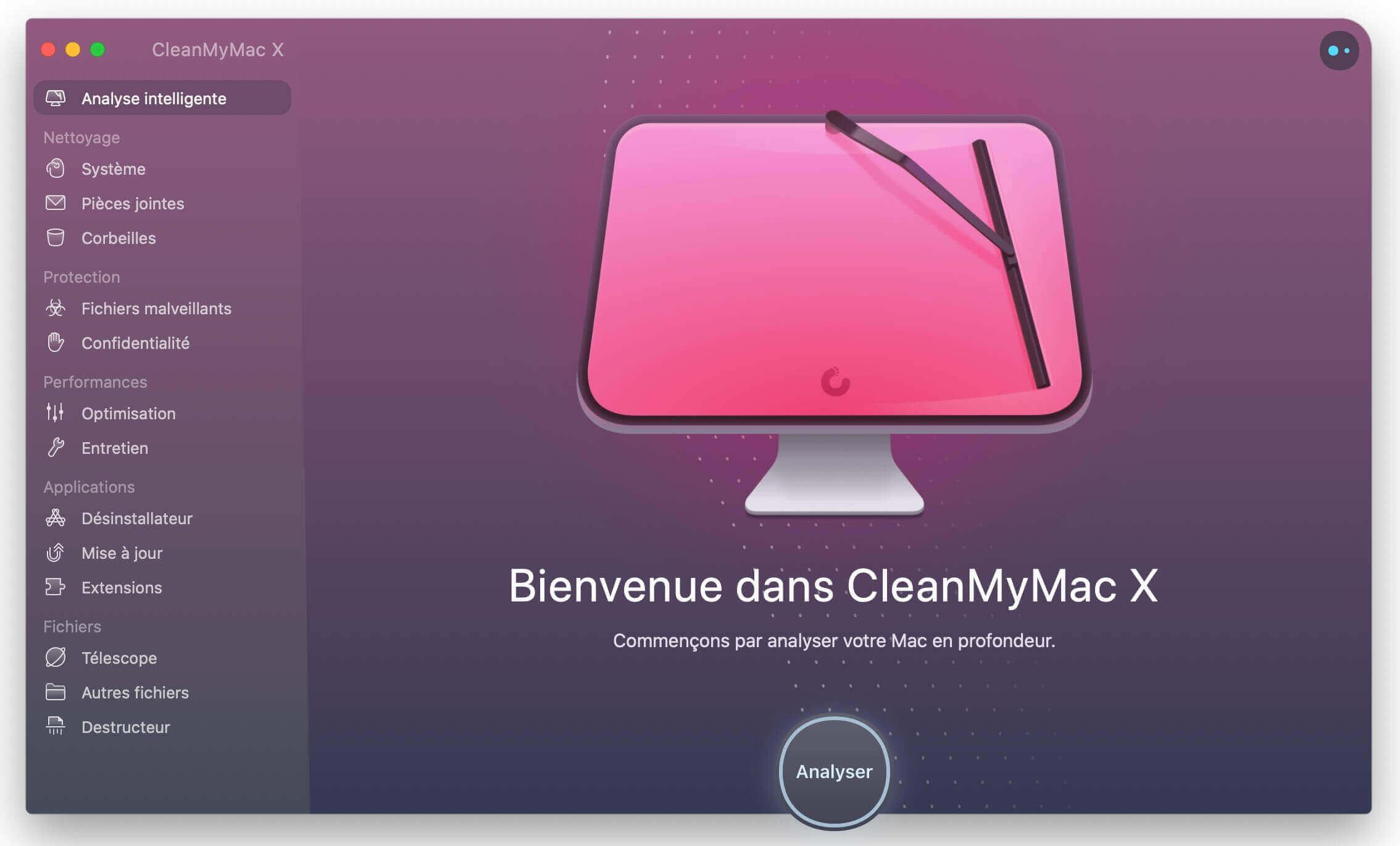 MacPaw CleanMyMac X