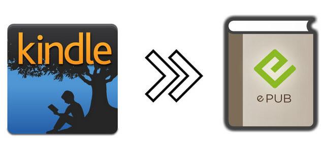 Comment convertir des eBooks Kindle en EPUB