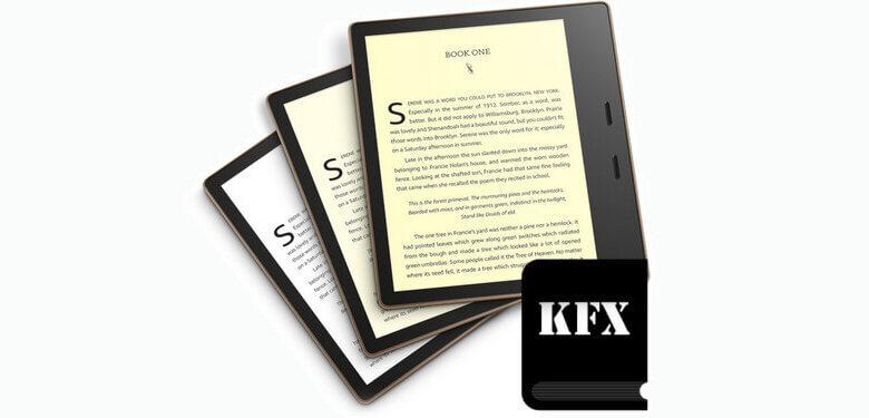 Comment convertir des fichiers KFX en EPUB