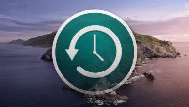 Photo of Comment faire une sauvegarde de votre Mac avec Time Machine