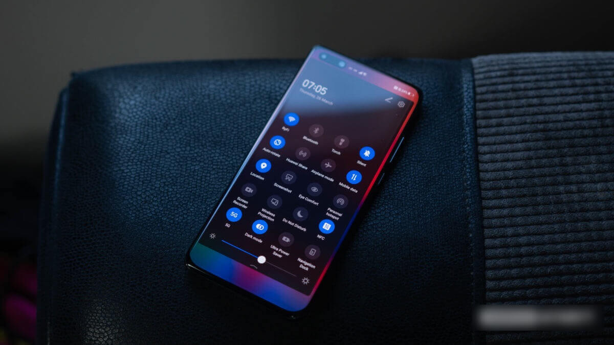 Huawei P40 applications