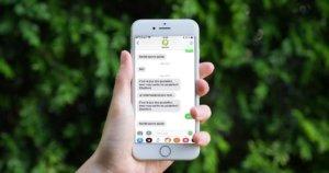 Impossible d'envoyer des messages iPhone