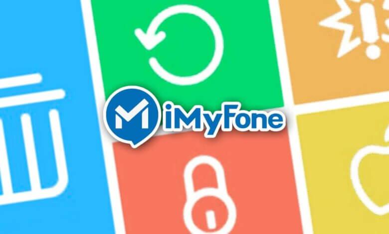 Tout sur iMyFone D-Back