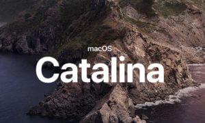 macOS Catalina devient lent