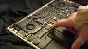 Nettoyer le ventilateur du MacBook Pro