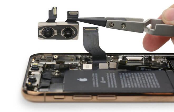 Prendre un rendez-vous pour une réparation matérielle de votre iPhone