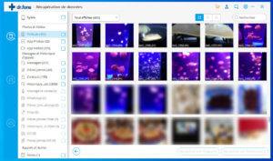 Comment récupérer les photos supprimées d'un iPhone