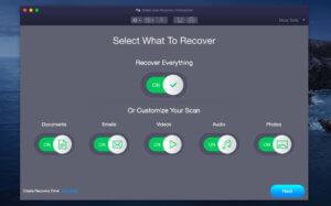 Stellar Mac Data Recovery Professional