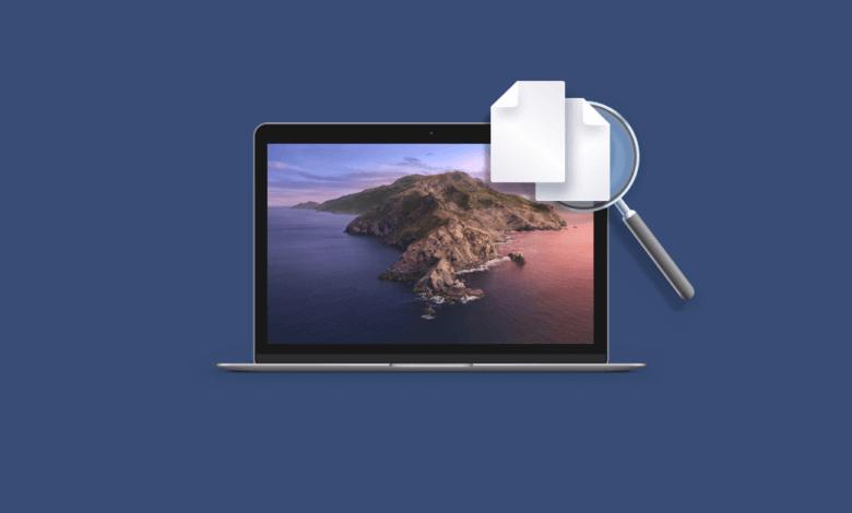 Comment supprimer les doublons de fichiers sur Mac