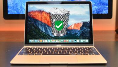 Photo of Comment vider complètement la Corbeille d'un Mac