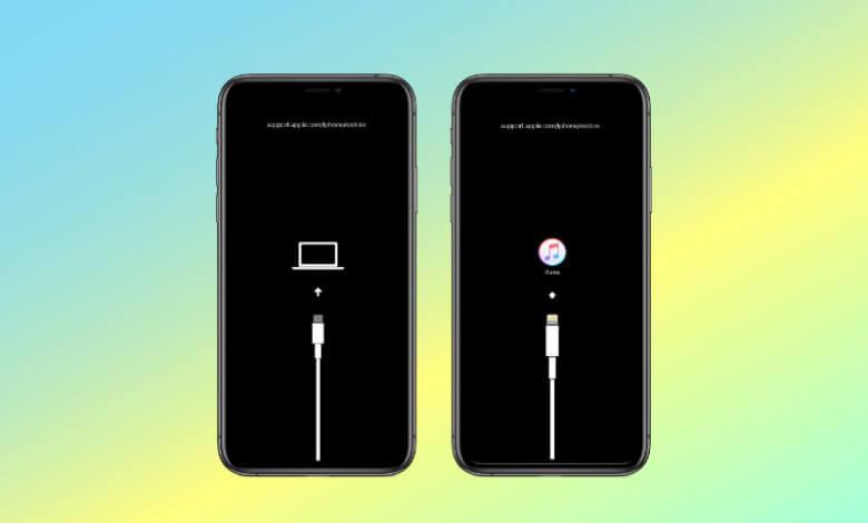 Votre iPhone est bloqué en mode de récupération